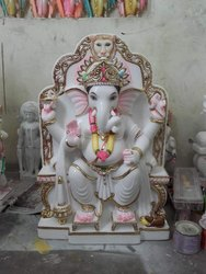 Ganpati Stone Statue