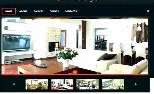 Home Decor E Market Website Designe Commerce Website