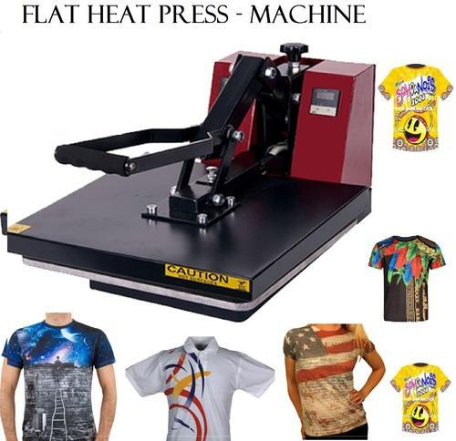 2d Sublimation T Shirt Printing Machine At Rs 12999 Piece