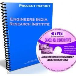 PROJECT REPORT ON PVC COMPOUNDING PLANT  FOR CABLE GRADES