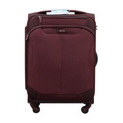 Red Samsonite Stringer Trolley Bag