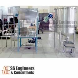 Cheese Making Plant Automation