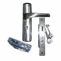 Door Prince Main Door Safety Door Lock, Stainless Steel