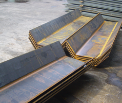 Bending Services - Mild Steel Channels, Upto 8/10mm thk , and upto 11mtr L
