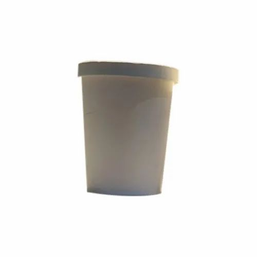 250 ML White Disposable Paper Glass