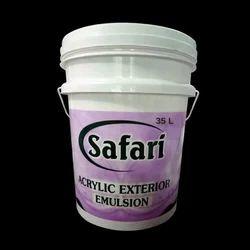 Acrylic Exterior Emulsion Paint  - 20 L