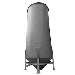 FRP Conical Bottom Tanks