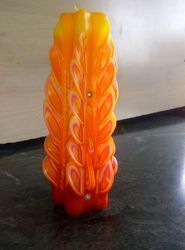 8 Inch Decorative Candles