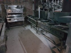 Commercial Cooking Equipment's