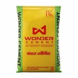Wonder Cement, Grade: 43