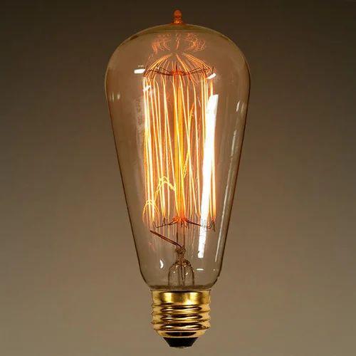 St64 Edison Bulb Filament Bulb Decorative Filament