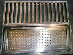 Drain Gratings and Drain Trough