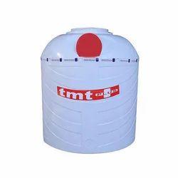 Tmt Plus White 5 Layer Plastic Water Tanks