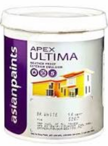 Asian Paints Asian Ultima Paints Apex, Packaging Type: Bucket