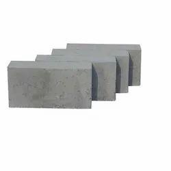 Rectangular Gray 6 Inch Fly Ash Bricks, For Side Walls