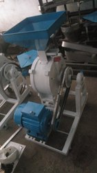 18 Inch 7.5 HP Stone Flour Mill