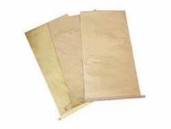 Paper Laminated HDPE Woven Bag