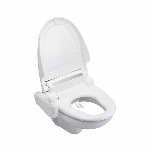Cera White Hybrid Plastic Toilet Seat Cover Id 14314705862