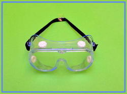 3M 1621 Chemical Splash Safety Goggles