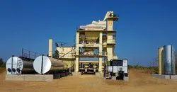 FAB 1500 Batch Mix Asphalt Plant