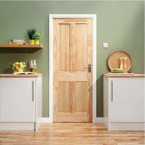 Timber Door Frames & Timber Door Frames at Rs 3000 /piece | Door Chokhat ??????? ...