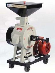 Savalia Semi-Automatic Electric Mini Commercial Flour Mill, Single Phase