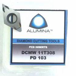 Alumina PCD DCMW11T308 PD103