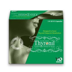 Herbal Thyroid Care Capsules