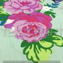 Floral Printed Single Jersey Fabric