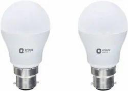 Warm White Aluminum Orient LED Bulb