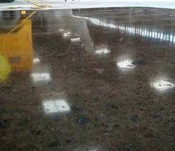 Industrial Concrete Floor Treatment Service