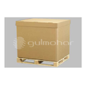 Kraft Paper Heavy Corrugated Boxes, Box Capacity: 5-500 Kg