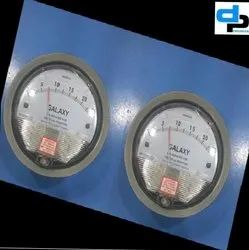 Galaxy Model G 2000-100 MM Magnehelic Gauges Ranges 0-100 MM WC