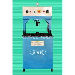 Single Die Semi Automatic Paper Plate Making Machines
