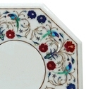 Home Derco Marble Inlay Table Top