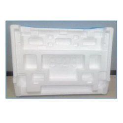 White Thermocol Moulded EPS, For Packaging