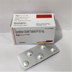 Clomiphene Citrate Tablet IP 50 mg