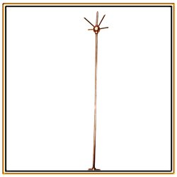 Copper Lightning Rod