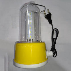 Plastic Emergency Lamp