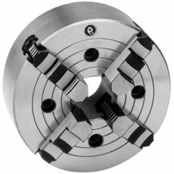 Surelia Industries Stainless Steel Machine Chuck, Material Grade: Ss 304, For Lathe Machine