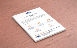Promotional Flyers Graphic Design in India