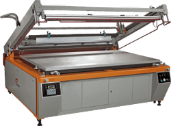 Graphics Used Large Screen Printing Machine