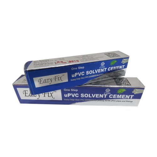 Solvent Cement - CPVC Solvent Cement Tubes Manufacturer from Aurangabad