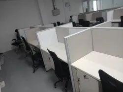 Cubical Office Workstation 01