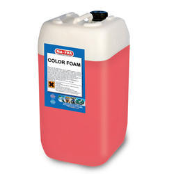 Red Color Foaming Agent