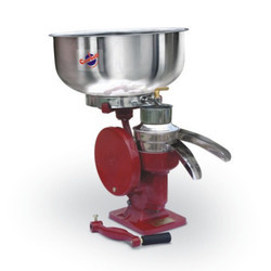 165 LPH Hand Operated Cream Separator