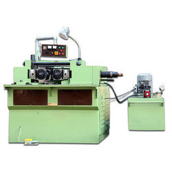 Hydraulic Threading Machine