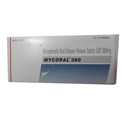 Mycophenolic Acid Delayed Release Tablets