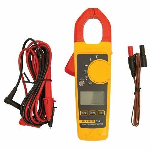 Fluke Digital Clamp Meter : Fluke digital clamp meter warranty year rs