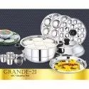Grande-21 Idli Steamer Pot
